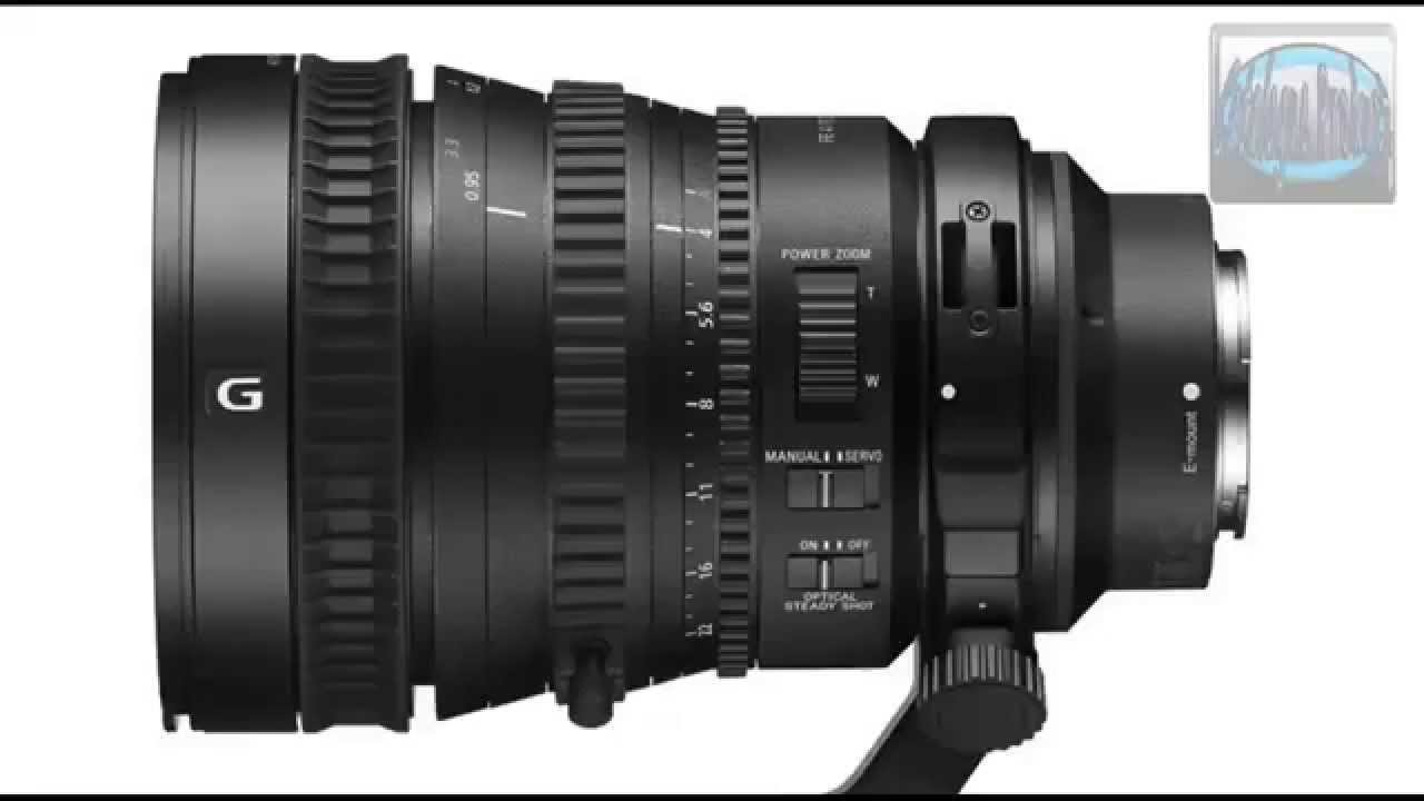 sony 28 135mm full frame e mount power zoom lens youtube