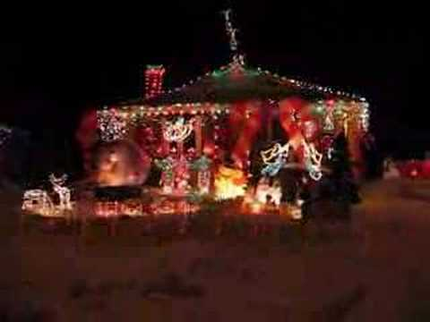 Christmas Lights from London Ontario - YouTube