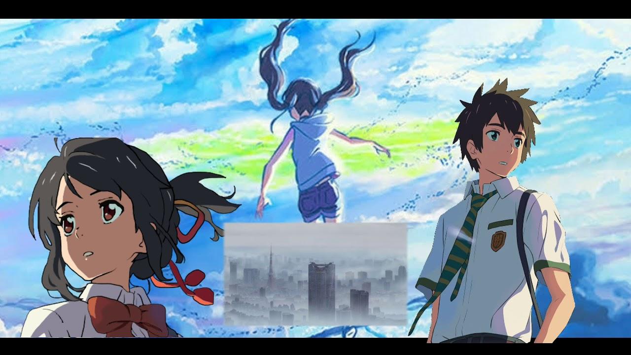 Weathering with you trailer hindi dubbed taki x anime rajat thakre mohita