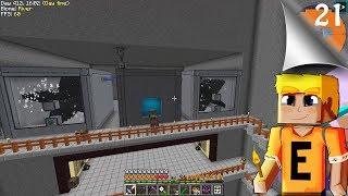 Stone Block Modpack - Episode 21 - Reactor and Turbine