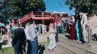 Свадьба на природе в центре СПб