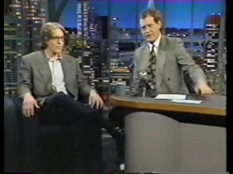 David Cronenberg  on Late Night 1992