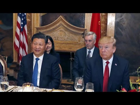China retaliates against Trump tariffs