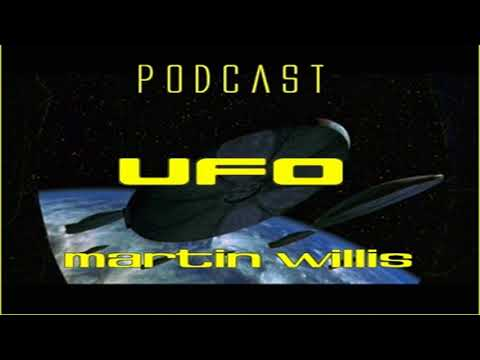 Podcast UFO by martin willis - UFO Stories to Listen #57: Peter Maxwell Slattery