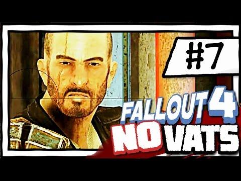KELLOGG BOSS BATTLE! [7] Fallout 4 NO VATS   SURVIVAL DIFFICULTY   CHALLENGE PLAYTHROUGH