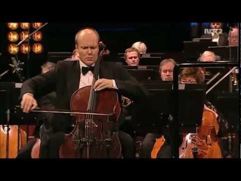 Truls Mørk: Dvorák Cello Concerto in B minor Op. 104, 1-3 mvt. - 26.01.11