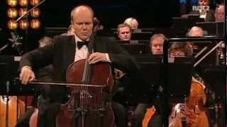 Truls Mørk: Dvorák Cello Concerto in B minor Op. 104, 1-3 mvt. - 26.01.11