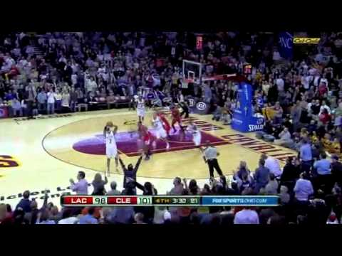 2010-11 NBA Season: Top 10 Defensive Plays