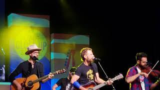 Dierks Bentley - Living (6/7/2018) CMA Close Up Stage  Nashville, TN