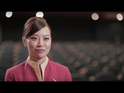 Becoming Cabin Crew - The Interview Process