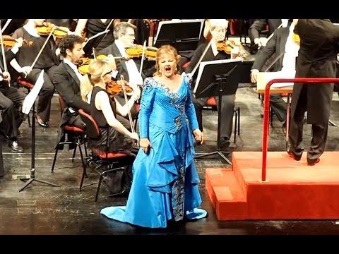 Edita Gruberova - Roberto Devereux cabaletta encore - 2015