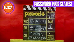 1979 and 1980 Password Plus Slates! | BUZZR