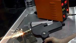 видео Плазменная сварка: оборудование (аппараты Горыныч, Плазар), цена