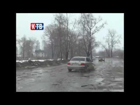 Кинешма-Наволоки Бездорожье Ответ ДДХ Ивановской обл.