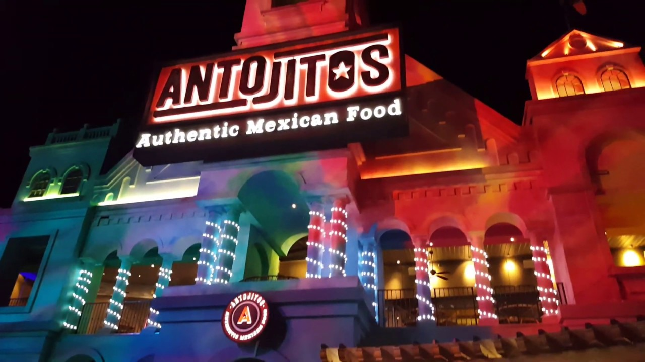 Antojitos Authentic Mexican Music AT  Universal CityWalk Orlando 2019