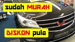 Download Video BOOM !!! Karena DISKON, Wuling Cortez 1.5 Jadi MURAH Tiada Tara MP3 3GP MP4