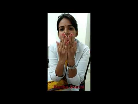 Awearness Video About Tooth Cleaning  II Partha Dental II