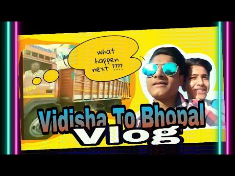 Desi Vlog  part 1| VIDISHA TO BHOPAL | bike experience |🚲
