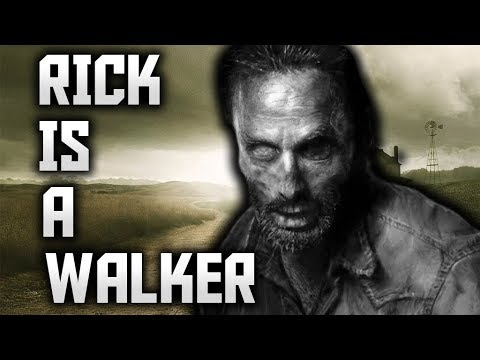 Rick Is A Walker - Walking Dead Theory