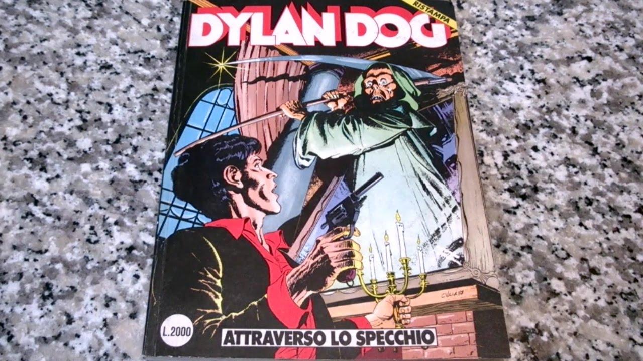 Dylan dog mensile n 10 attraverso lo specchio - Dylan dog attraverso lo specchio ...