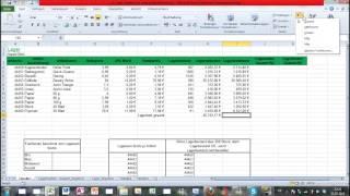 Excel Part 1-1 - ECDL Tutorial - Microsoft Office - Computertraining [German/Deutsch]