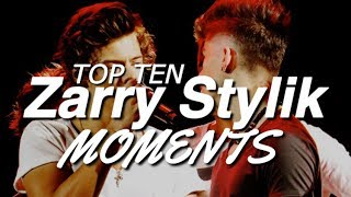 Top 10 Zarry Stylik Moments