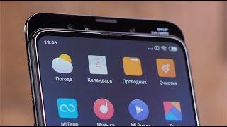Xiaomi Mi Mix 3 - лучшее дизайнерское решение?