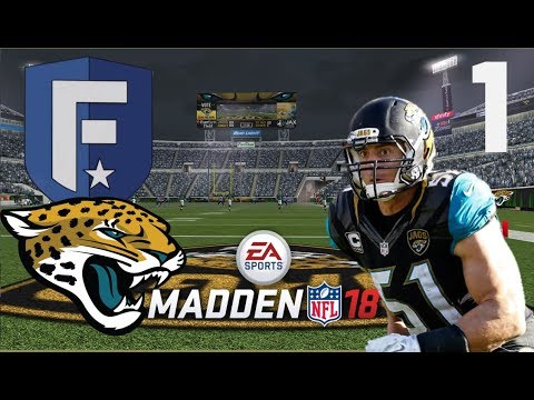 THE LEAGUES NEW HEAD COACH! (Madden 18: Franchise Mode #1)