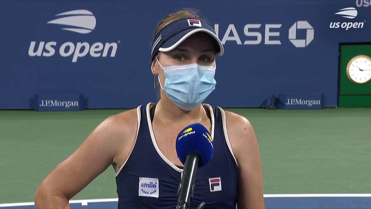 """Sofia Kenin: """"I know my fans are cheering for me back home!"""" 