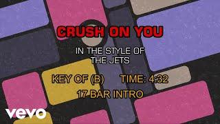 The Jets - Crush On You (Karaoke)