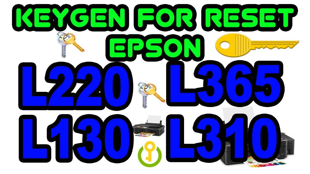 Key reset epson l120 gratis | WIC Reset utility key code