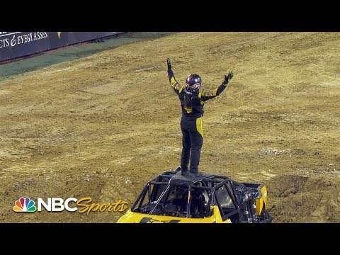 Monster Jam 2019: Kansas City, MO | EXTENDED HIGHLIGHTS | Motorsports On NBC