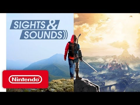 Sights & Sounds - The Legend of Zelda: Breath of the Wild
