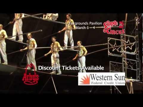 Kat's Media Productions | Tulsa, Oklahoma | Akdar Shrine Circus 2012