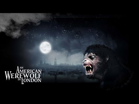 Halloween Horror Nights Orlando 2013 - American Werewolf In London