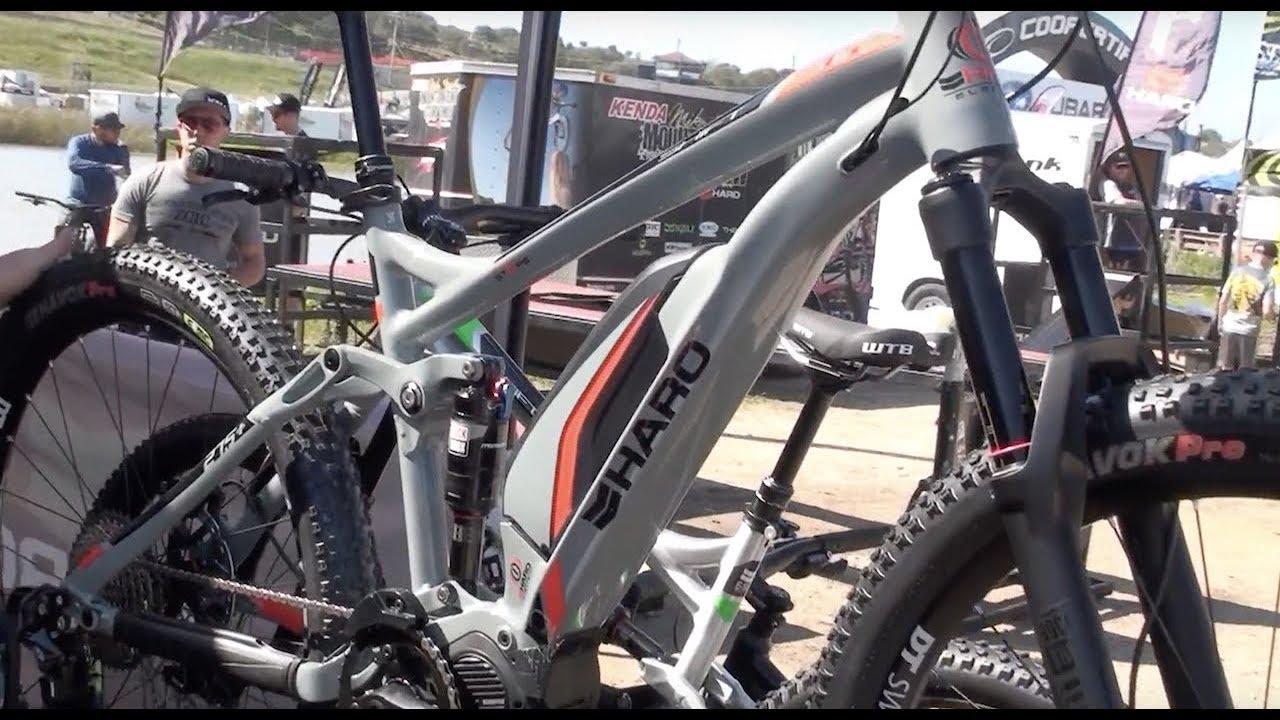 Dual Suspension Haro Mtb >> Haro Shift I O 9 Full Suspension Electric Mountain Bike Electric Bike Report