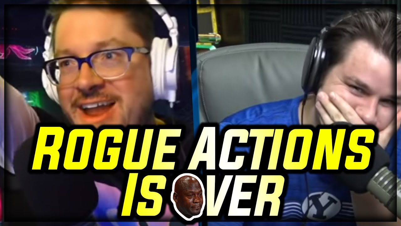 Big Creators Leaving SWGoH: What does it Mean? + Rogue Actions is Over   Star Wars: Galaxy of Heroes