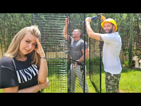 بنينا سجن في منزل سوبرفاميلي !!!
