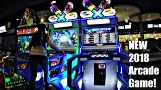 Arcade Game X Games SnowBoarder NEW For 2018!