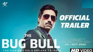 The Big Bull | Official Trailer | Abhishek Bachchan | Ajay Devgn | An Unreal Story | Concept Trailer