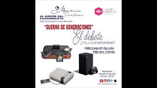 """""""Guerra de Generaciones X, Y, Z""""- EL DEBATE con #MaríaVentosa e invitados #RadioPassionUS #MACAVZIM"""