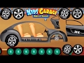 Cars Factory - Animation Cartoons for Children | Car Driving for Kids - Kids Garage Wheels