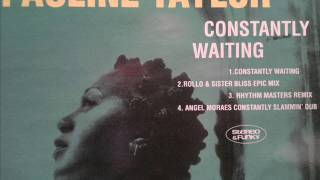 Pauline Taylor Constantly Waiting Original Cheeky Records