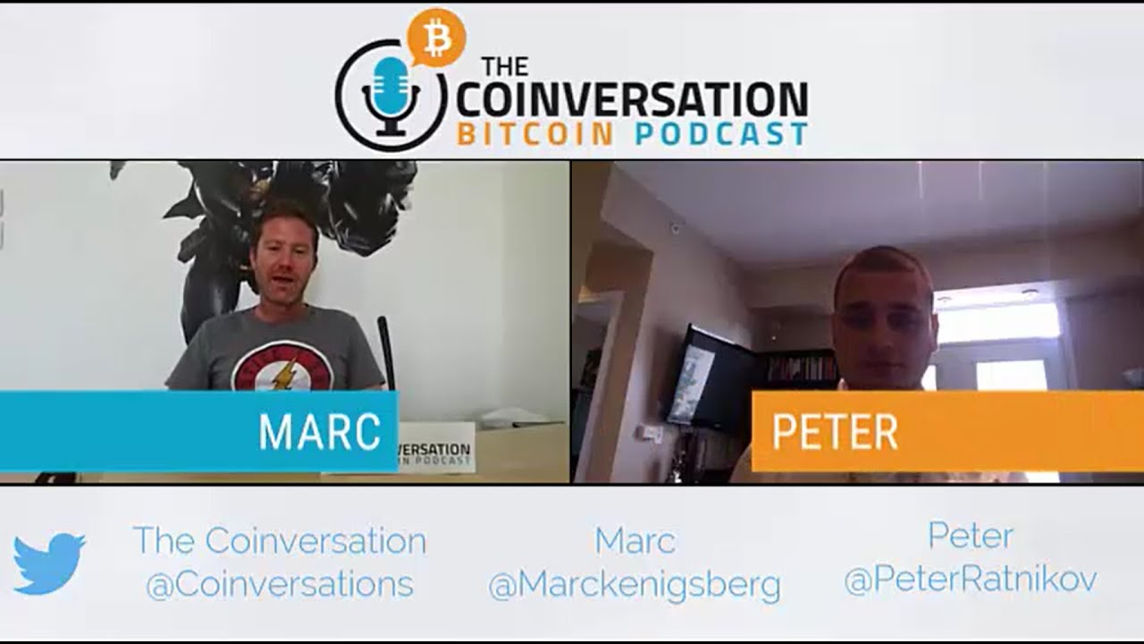 The Coinversation- Interview with Peter Ratnikov