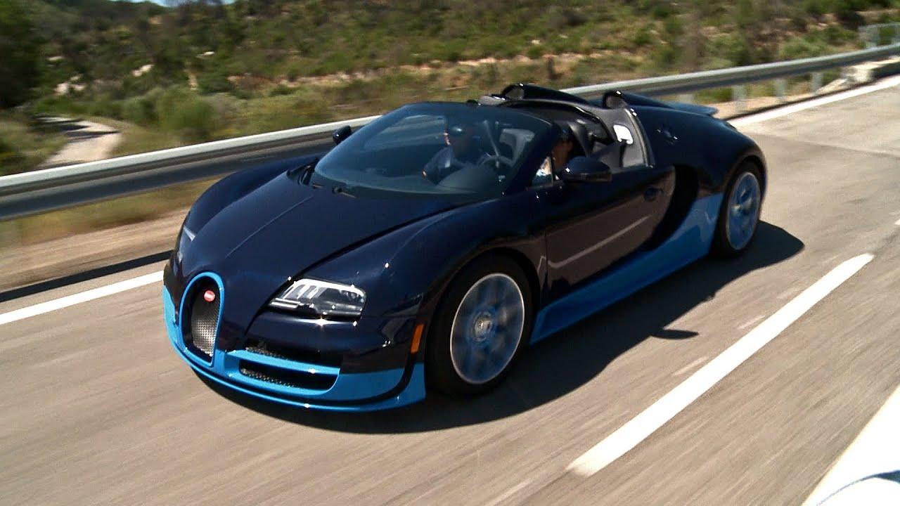 1200 ps: der bugatti veyron 16.4 grand sport vitesse (preview