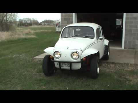 1966 VW Vintage Baja Bug - YouTube