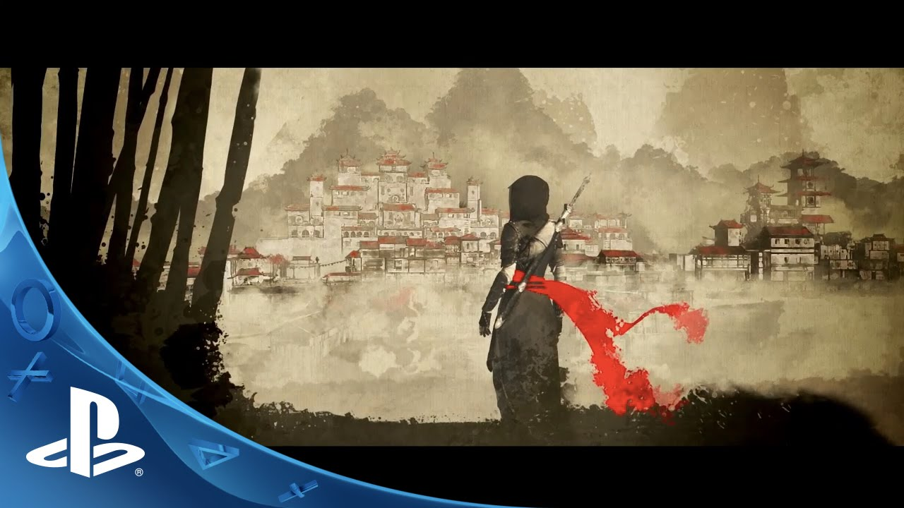 Assassin S Creed Chronicles China Launch Trailer Ps4 Youtube