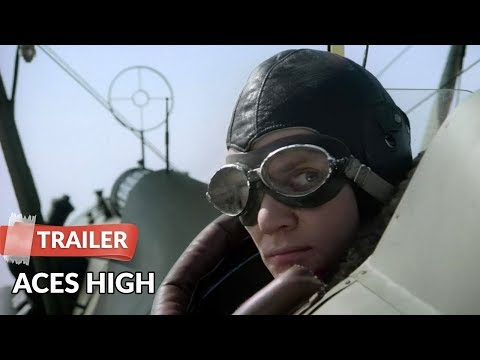 Aces High 1976 Trailer | Malcolm McDowell | Christopher Plummer
