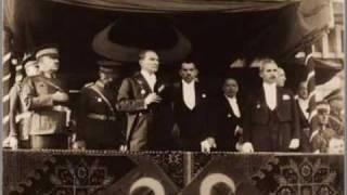 Hoş gelişler ola Mustafa Kemâl Paşa