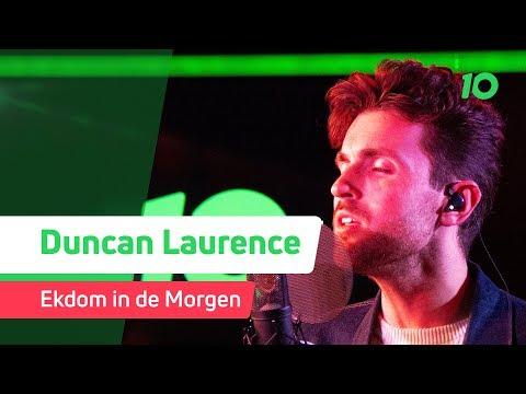 Duncan Laurence - Arcade (Eurovision 2019) live @ Ekdom in de Morgen